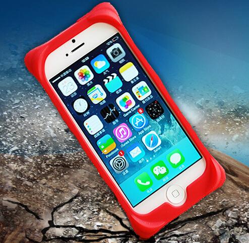 防震抗摔环保硅胶手机保护套Iphone6 plus适